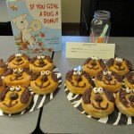 If you make a dog from donuts, by Devon Justice and Erica Worrell