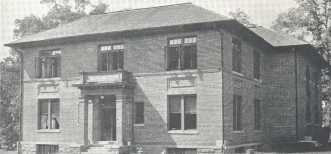 Tate Library, 1910