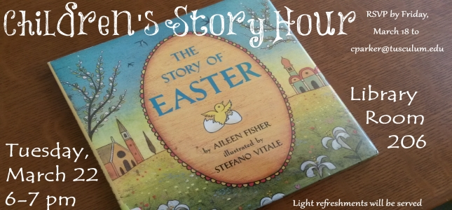 easter story 2016