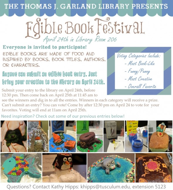 edible book festival 2017 explained