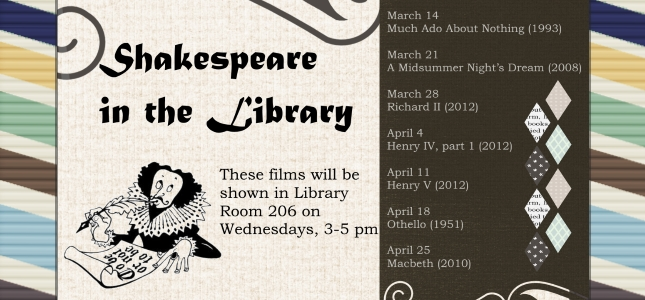 shakespeare in the library 2018 web