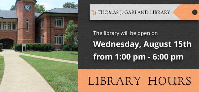 Library Hours Aug 15 web