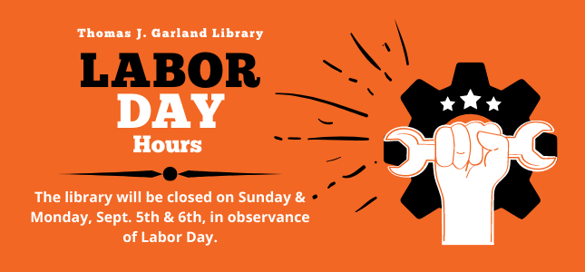 Website Labor Day Hours