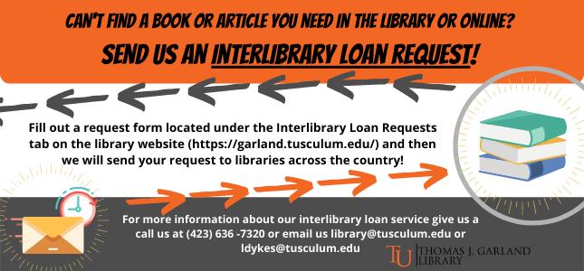 Interlibrary Loan Promotion (Web)