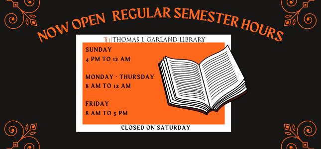 Regular Semester Hours Complete